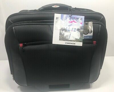 "Swissgear WA- 67966020 Carrying Case for 17"" Notebook - Black"