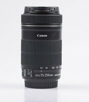 Canon EF-S 55-250mm 4-5.6 IS II Lens - Great!