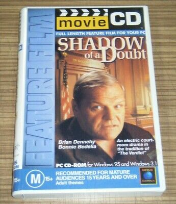 Vintage Pre-Owned Movie CD - Shadow Of A Doubt [V2]