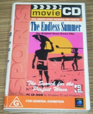 Vintage Pre-Owned Movie CD - The Endless Summer [V2]