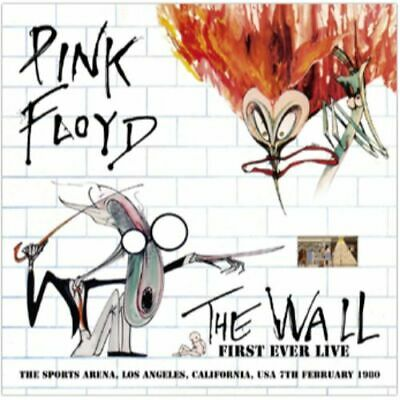 NEW PINK FLOYD THE WALL: FIRST EVER LIVE 2CD#Ke