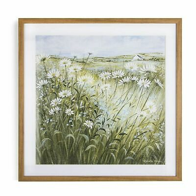 Daisies And Forget Me Nots Framed Print (Was £40)