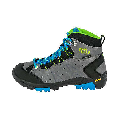 Bruetting Bona Hiking Vibram Mount Kids Walking Watertex SUMVzqpG