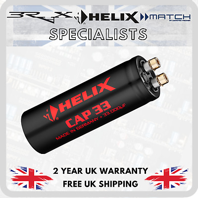 Helix CAP 33 Alternator noise supressor capacitor 12v