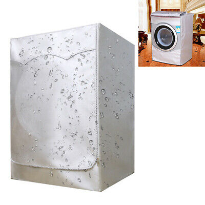 Washer/Dryer Cover Washing Machine Front Cover Waterproof Dustproof NEW