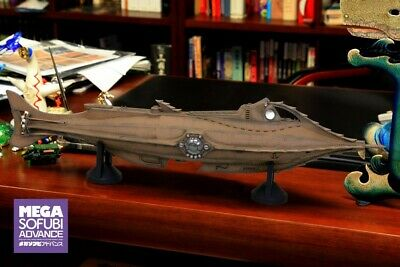 "Kaiyodo Nautilus 20000 Leagues Under the Sea Maga Sofvi Adbance 28"" Model NIB"