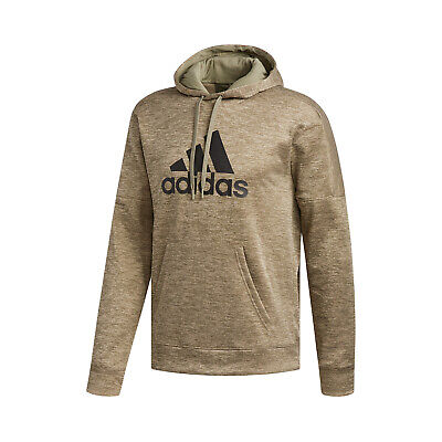 Adidas Team Issue Fleece Herren Hoodie