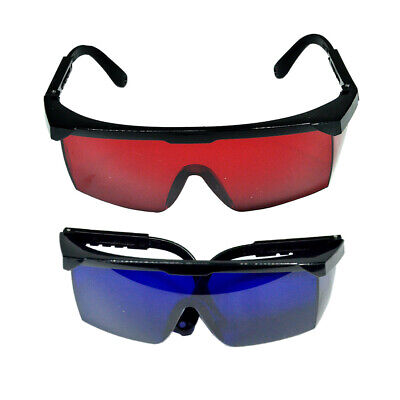 Lot 1-10PC Laser Eye Protection Safety Glasses Goggles Red for Various UV Lasers