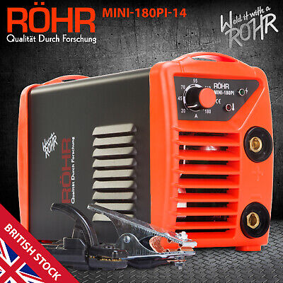 ROHR ARC Welder Inverter MINI 240V 180amp MMA DC Portable Stick Welding Machine