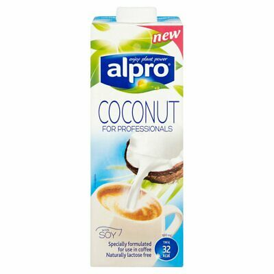 Alpro Coconut for Professionals 1L (Pack of 12)