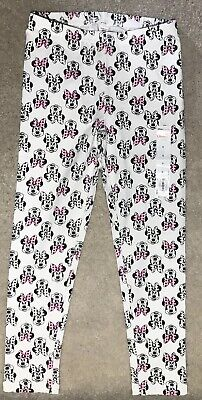 Disney Jumping Beans Minnie Mouse All Day Play Legging  - Girls Size 6 - NEW