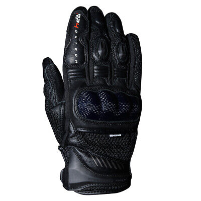 Oxford Rp-4 Rp4 Summer Gloves Black Small