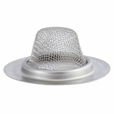 Filter Kitchen Sink Strainers Stainless Steel Basket Home Drain  Protector I4X2