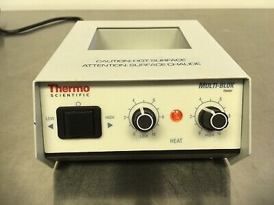 Thermo Scientific Model 2050 Multi Blok Heater Heat Block Incubator