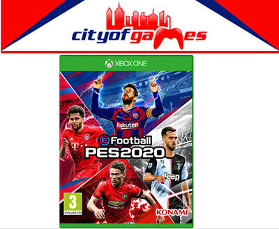 eFootball PES 2020 Xbox One Game Brand New In Stock