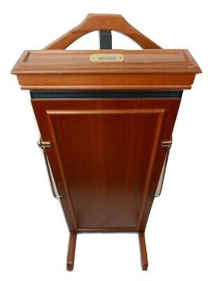 Wow! Corby Statesman Executive Valet Trouser Press Stand £375 Made In England