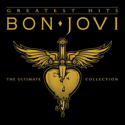 BON JOVI - Greatest Hits - The Ultimate Collection, 2 Audio-CDs