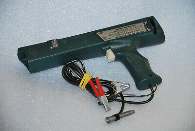 Gunson's Tachostrobe Xenon Ignition Timing Light Tool DC Battery Operated
