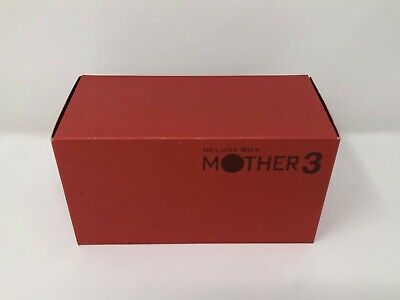 Mother 3 (Deluxe Box) (Nintendo Game Boy Advance, 2006) COMPLETE Gameboy Micro