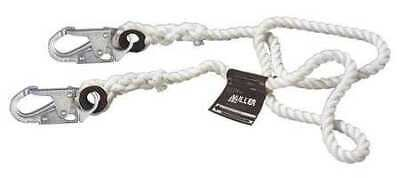 LANYARD NYLON SOFTPACK AJUSTABLE FP22422//6 ft long  NORTH SAFETY by Honeywell