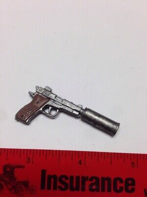 ZY2009C 1//6 Scale Pistol Weapon SILVER Gun M500 Magnum 12/'/' Figure hot toy❶USA❶