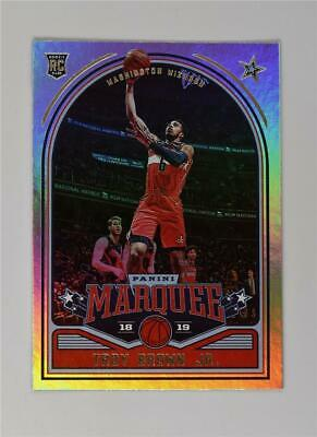 2018-19 Panini Chronicles Marquee Rookies Base #250 Troy Brown Jr.