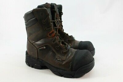 cbac1bcb106 NEW MEN'S WOLVERINE W30121 Novack Brown Work Boot 7.5 EW - $59.00 ...