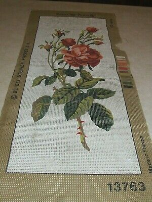 Tapestry - Royal Paris - Red/Orange Roses - No. 2 - New
