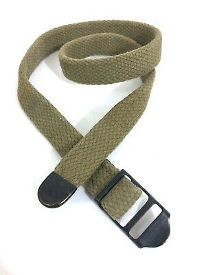 Us Army Ww2 Canvas Strap For Rifle Mountain Rucksack #B29