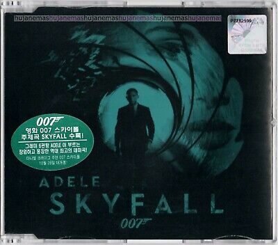 ADELE - SKYFALL [New CD] - $7 40 | PicClick