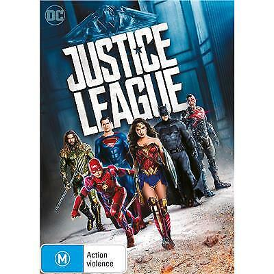 Justice League DVD 2018 M / Buy 1 DVD get 2nd DVD at 50% Off