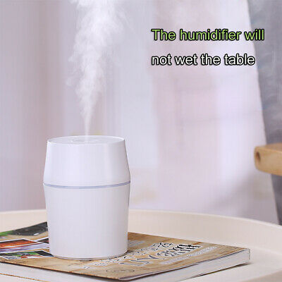 Ultrasonic Air Humidifier Aroma Essential Oil Diffuser for Home Car USB
