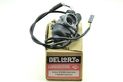 Dell'Orto Carburetor PHVA 17.5 for Typhoon - 1074