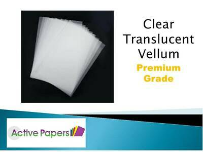 STRATHMORE PACON PAPERS 59854 LASER TRANSLUCENT VELLUM NATURAL 50 SHEETS 8....