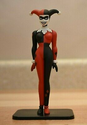 """DC 4"""" HARLEY QUINN Figure from Batman and Harley Best Buy Exclusive Blu-Ray J4"""