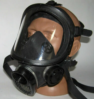 Russian GENUINE PPM-88 NBC full face gas mask + GP5 Filter, PPM 88 gasmask PPM88