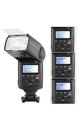 Neewer HSS NW680 speedlite flash E-TTL for Canon 650D 600D 550D 500D 450D 400D