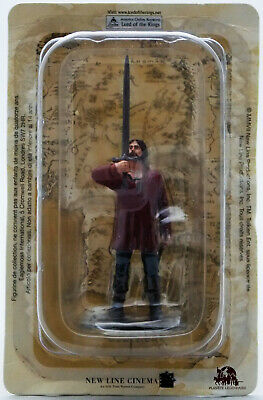 Figurine Collection Seigneur des Anneaux ARAGORN Lord of Rings EAGLEMOSS Figure