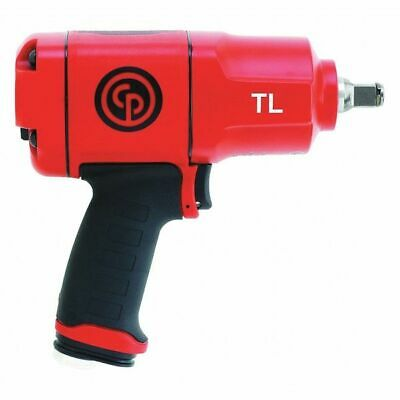 """CHICAGO PNEUMATIC CP7748-TL 1/2"""" Pistol Grip Impact Wrench 920 ft.-lb."""
