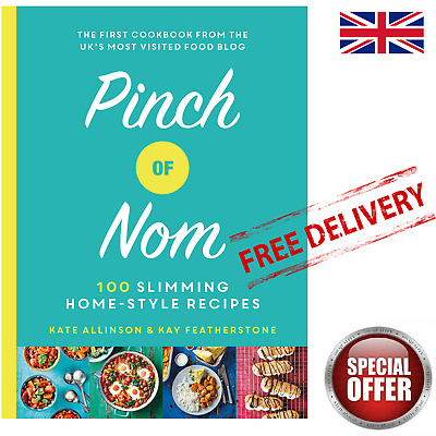 Pinch of Nom 100 Slimming Home-style Recipes Cookbook Weight Loss Hardcover