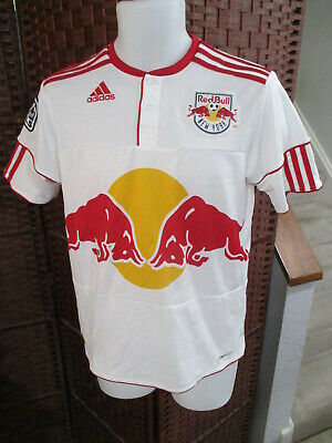 Adidas New York Red Bulls Adidas Soccer jersey Youth Large MLS