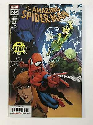 AMAZING SPIDERMAN #13 STAN LEE TRIBUTE COVER A MARVEL 2019 STOCK IMAGE