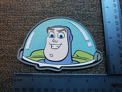 BUZZ LIGHTYEAR~~~#1~~~~DIE CUT~~~CRICUT~TOY STORY~~~SHIPS WORLDWIDE