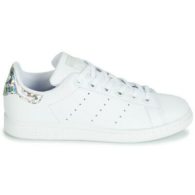 CHAUSSURES POUR FEMMES Adidas Stan Smith J EE8483 Blanc