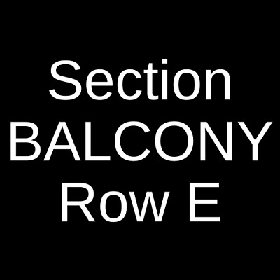 4 Tickets Pat Metheny 8/30/19 The Kent Stage Kent, OH