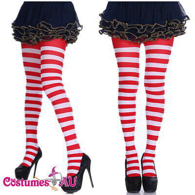 Adult The Cat In The Hat Wheres Wally Thing 1 Thing 2 Pantyhose Tights Stockings