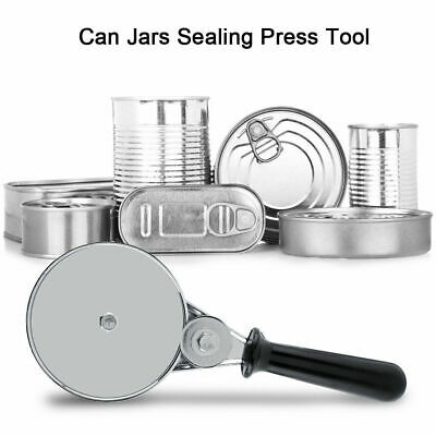 Stainless Steel Handle Manual Cans Sealing Machine Sealer Food Tin Jar Capper