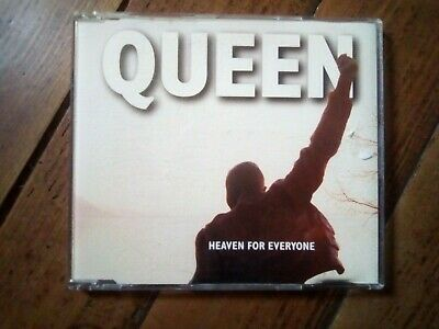 CD single groupe Queen 4 titres 1995 Freddy Mercury