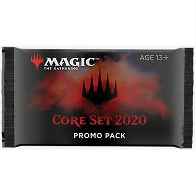 Magic the Gathering Sealed Core Set 2020 M20 Promo Booster Pack