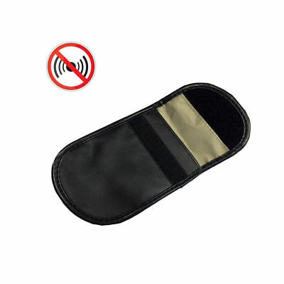 New Phone Car Key Keyless Entry Fob Guard Signal Blocker Bag Radiation Protect.